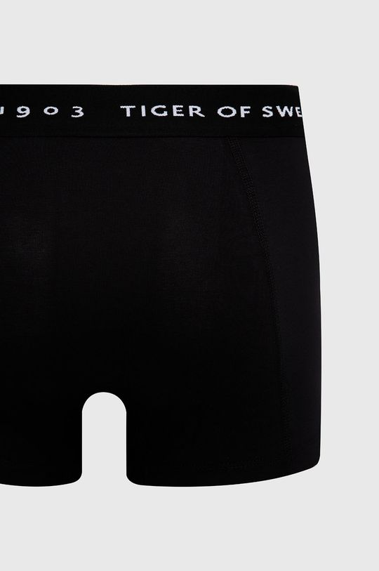 Tiger Of Sweden - Bokserki (3-pack) czarny