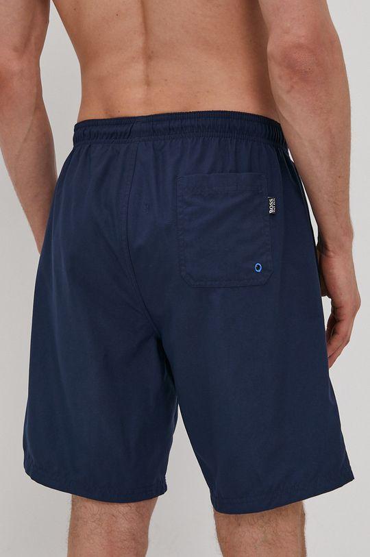 Boss - Plavkové šortky  100% Polyester