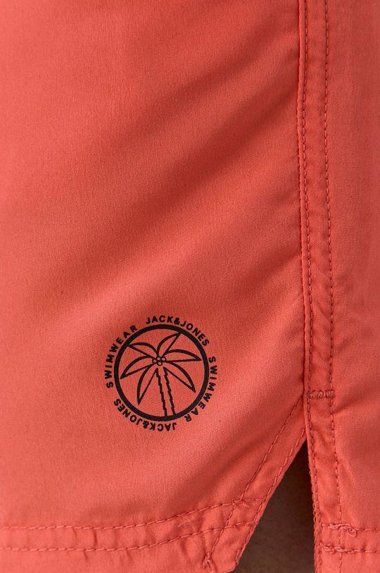oranžová Jack & Jones - Plavkové šortky
