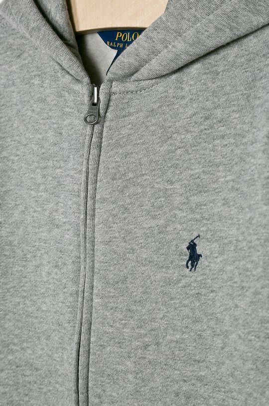 Polo Ralph Lauren - Detská mikina 134-176 cm <p>Základná látka: 84% Bavlna, 16% Polyester Úprava : 100% Bavlna</p>