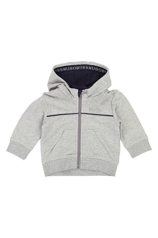 gri Boss - Bluza copii 62-80 cm De băieți