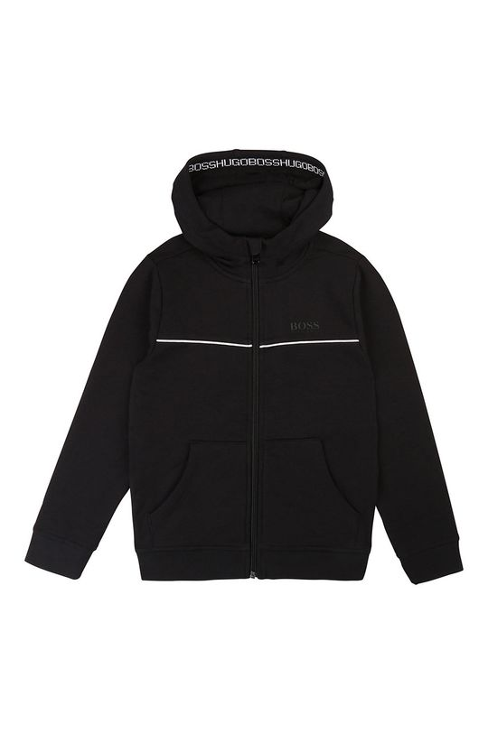 negru Boss - Bluza copii 164-176 cm De băieți
