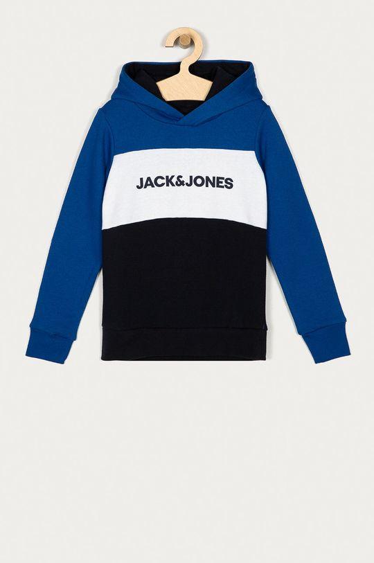 niebieski Jack & Jones - Bluza dziecięca Chłopięcy