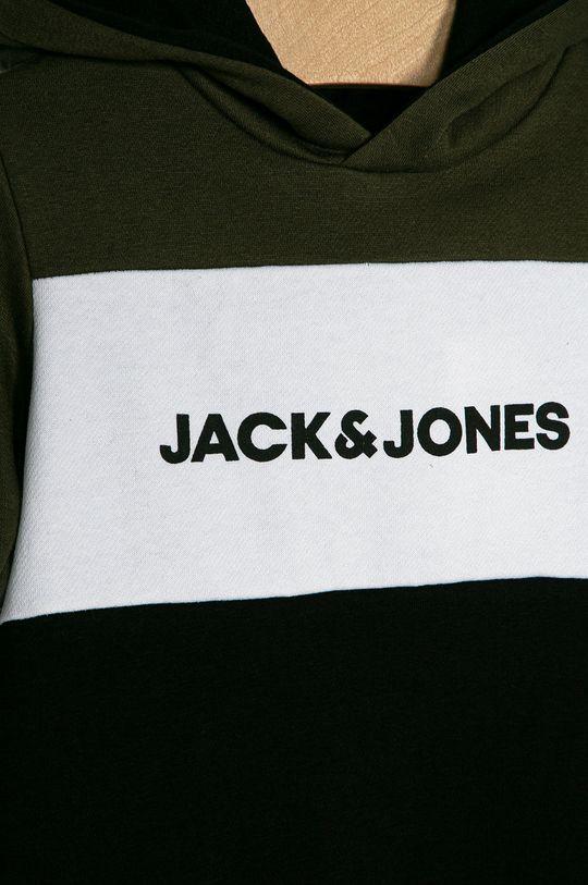 Jack & Jones - Bluza dziecięca zielony