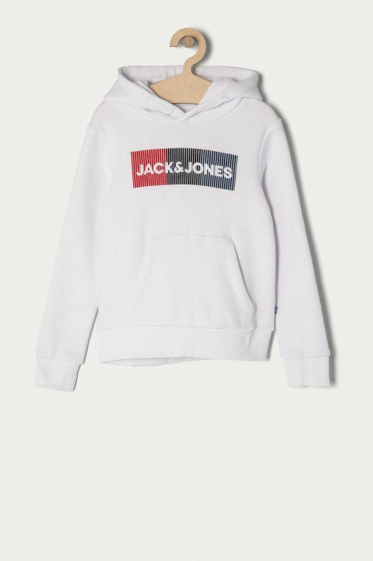 biały Jack & Jones - Bluza dziecięca 128-176 cm Chłopięcy