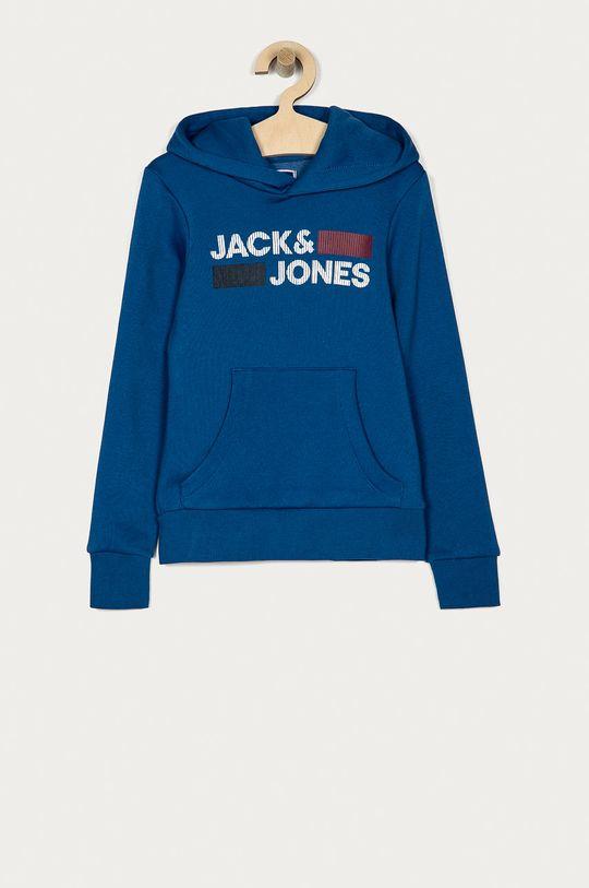 modrá Jack & Jones - Detská mikina 128-176 cm Chlapčenský