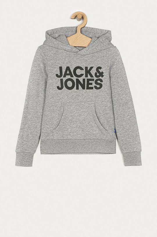 szary Jack & Jones - Bluza dziecięca 128-176 cm Chłopięcy