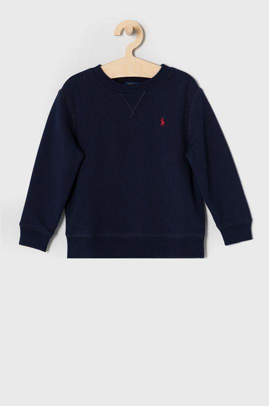 granatowy Polo Ralph Lauren - Bluza dziecięca 92-104 cm Chłopięcy