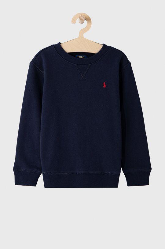 granatowy Polo Ralph Lauren - Bluza dziecięca 110-128 cm Chłopięcy