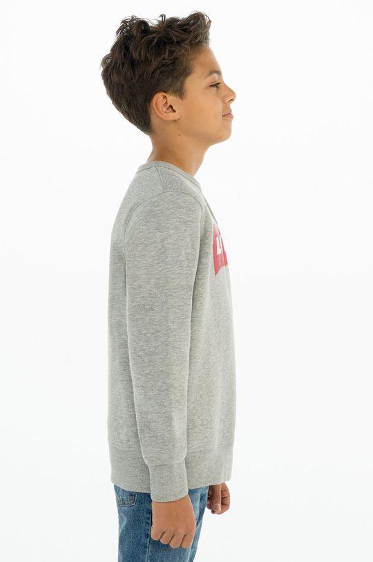 Levi's - Bluza dziecięca szary