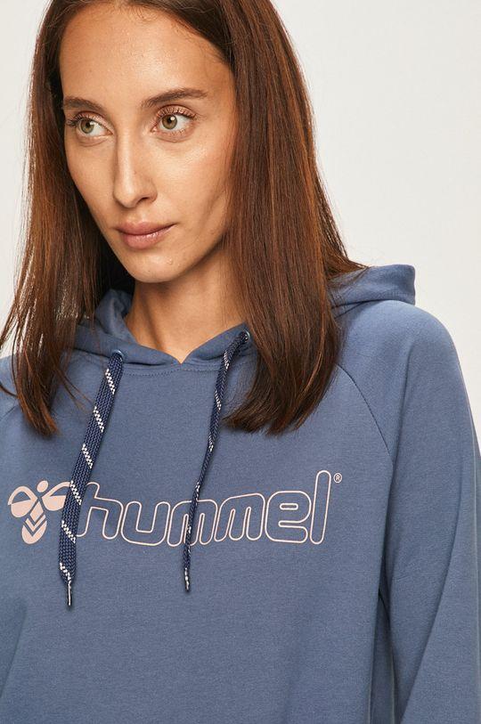 svetlomodrá Hummel - Mikina