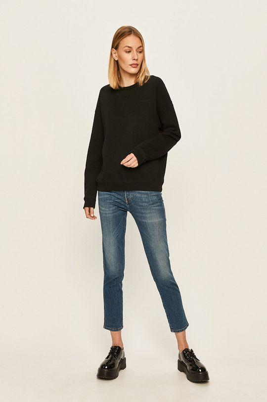 Pepe Jeans - Bluza czarny