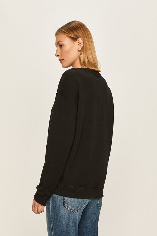 Pepe Jeans - Bluza 100 % Bawełna, Materiał zasadniczy: 66 % Bawełna, 34 % Poliester, Inne materiały: 65 % Bawełna, 1 % Elastan, 34 % Poliester