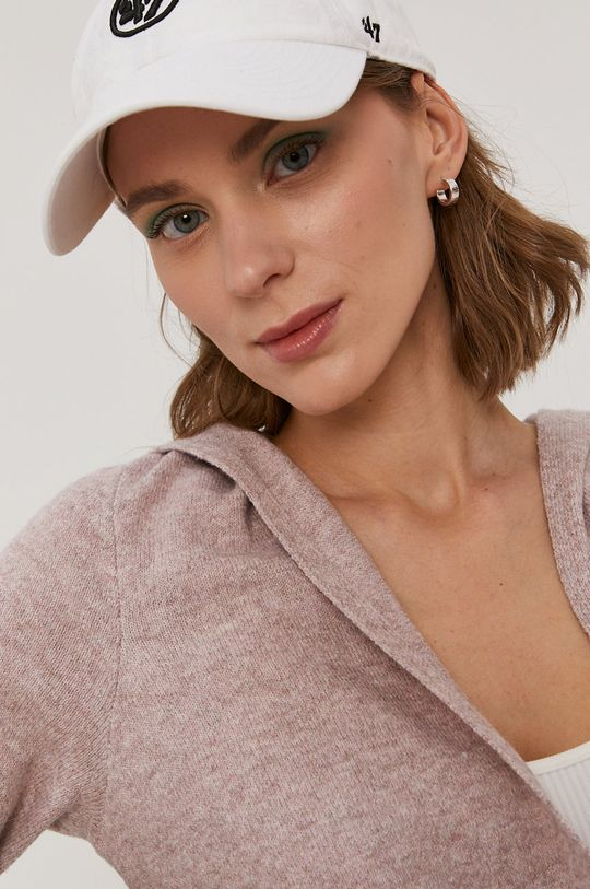 růžová Vero Moda - Kardigan