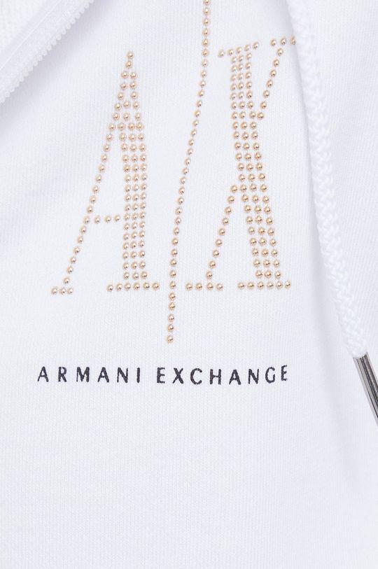 Armani Exchange - Bluza bawełniana Damski