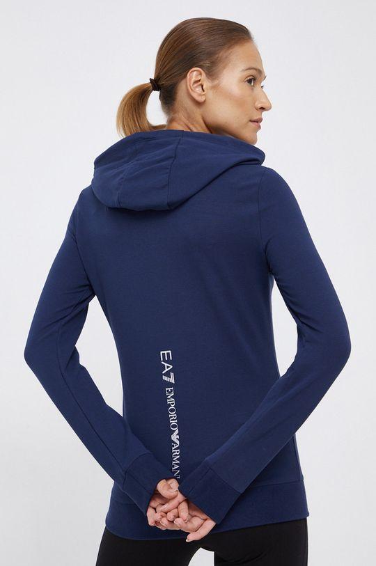 EA7 Emporio Armani - Bluza Materiał zasadniczy: 95 % Bawełna, 5 % Elastan, Podszewka kaptura: 100 % Bawełna, Ściągacz: 98 % Bawełna, 2 % Elastan