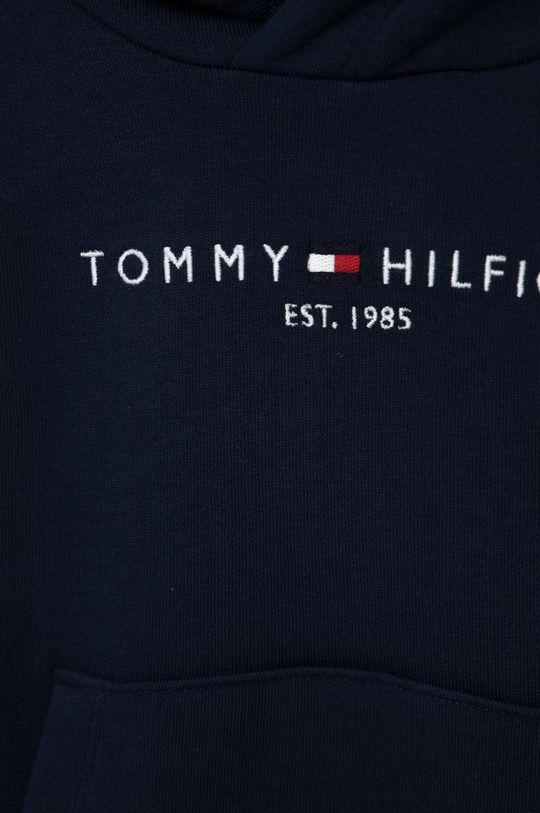 Tommy Hilfiger - Dětská bavlněná mikina  100% Bavlna