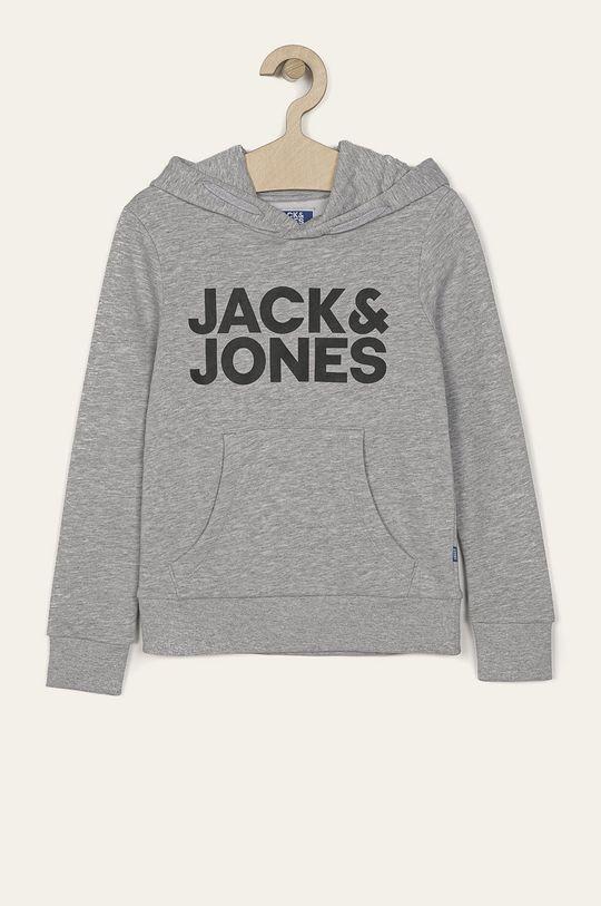 sivá Jack & Jones - Detská mikina Pánsky