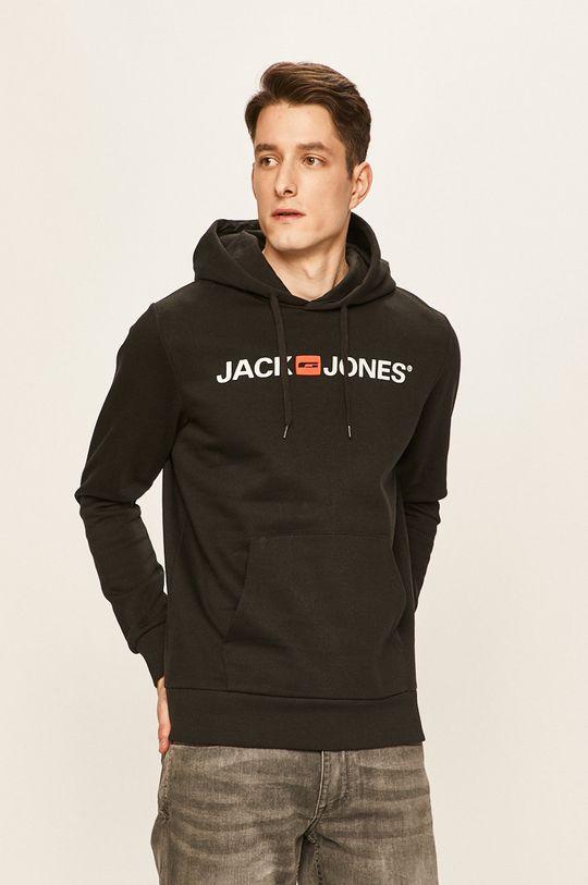 černá Jack & Jones - Mikina