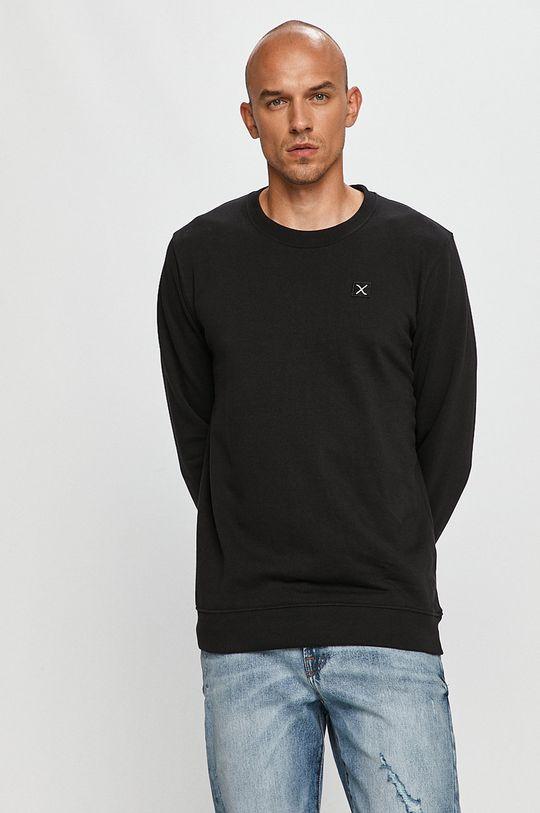 negru Clean Cut Copenhagen - Hanorac de bumbac De bărbați