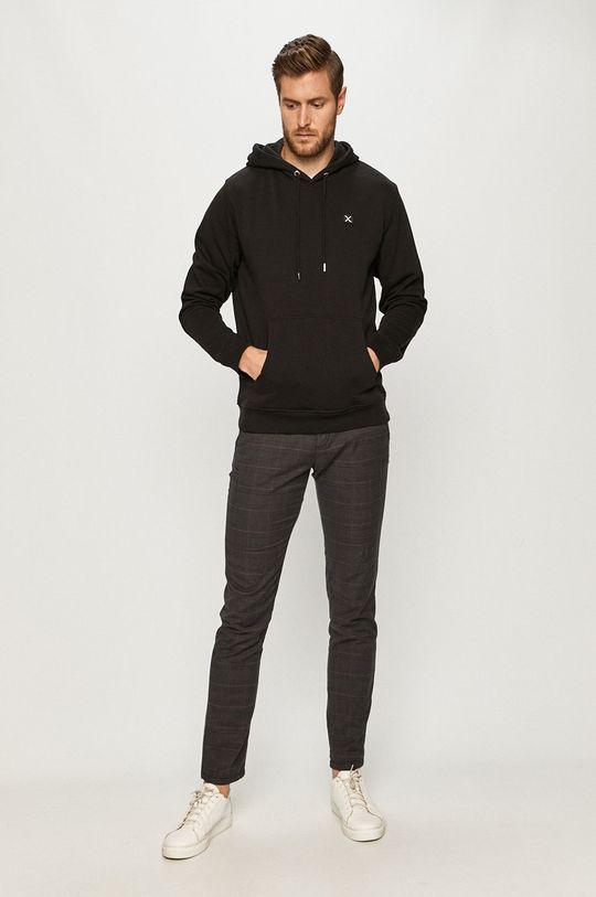 Clean Cut Copenhagen - Bluza bawełniana czarny