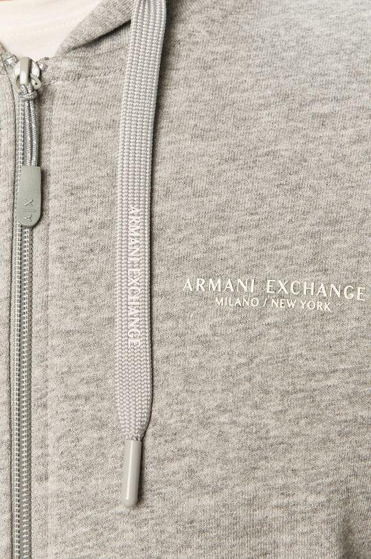 Armani Exchange - Mikina Pánský