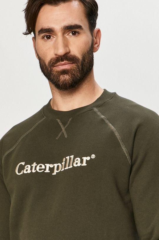 militarny Caterpillar - Bluza bawełniana