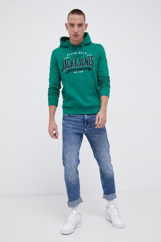 Jack & Jones - Bluza zielony