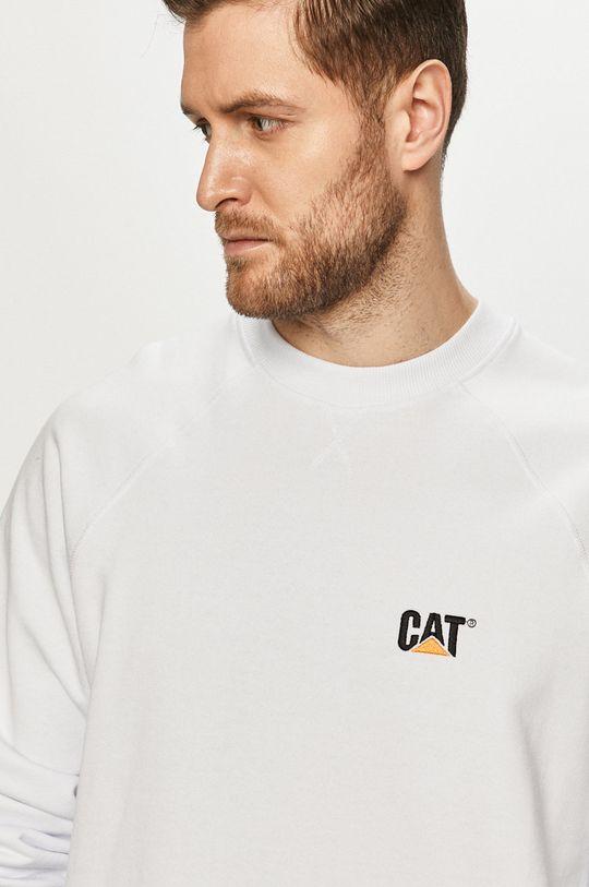 biały Caterpillar - Bluza