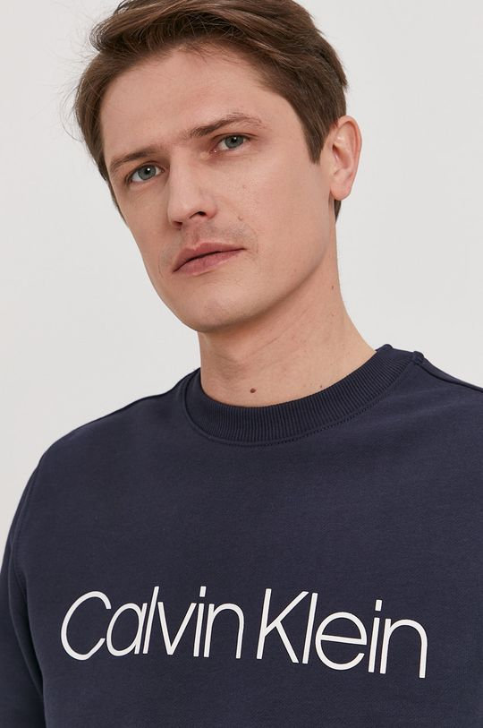 tmavomodrá Calvin Klein - Mikina
