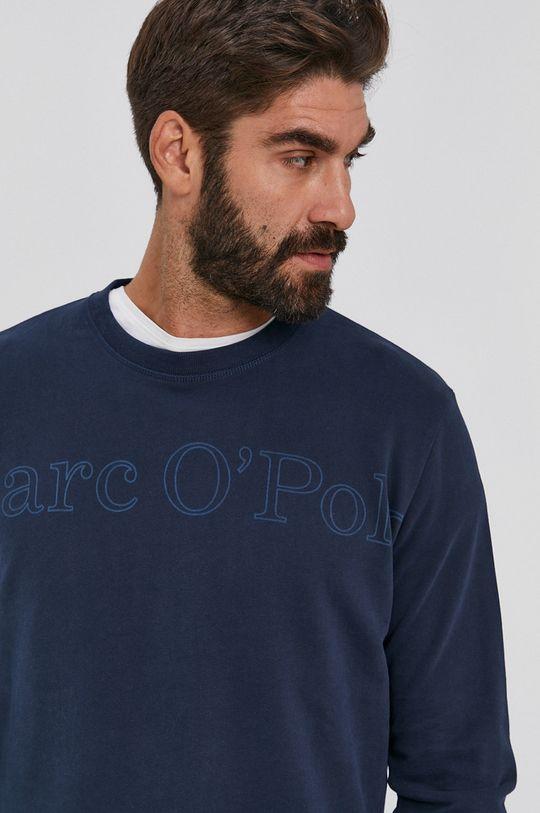 granatowy Marc O'Polo - Bluza