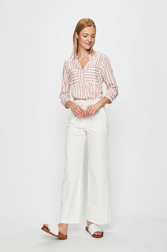Vero Moda - Blúzka  25% Polyester, 75% Viskóza