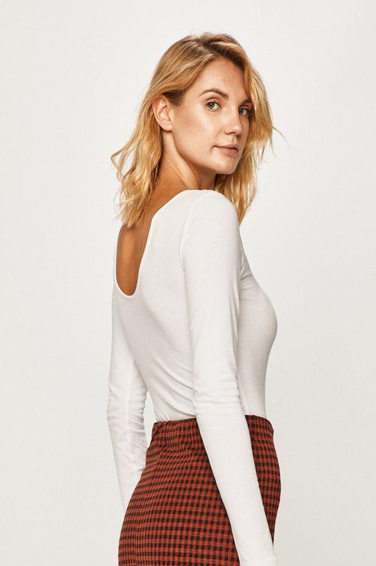 Noisy May - Tričko s dlhým rukávom  95% Bavlna, 5% Elastan