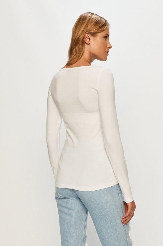 Vero Moda - Tričko s dlouhým rukávem  95% Organická bavlna, 5% Elastan