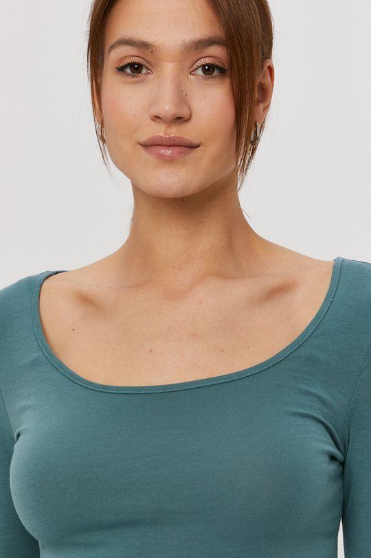zielony Vero Moda - Longsleeve