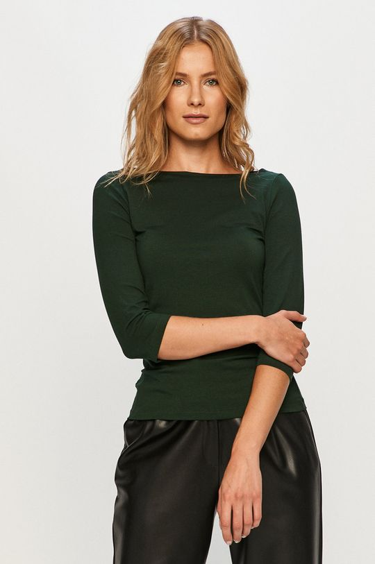 stalowy zielony Vero Moda - Longsleeve Damski
