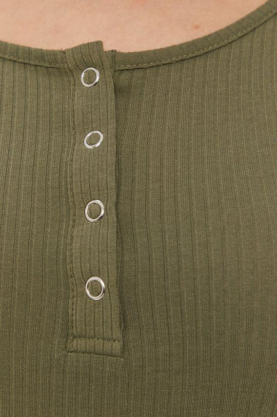 Pieces - Tričko s dlouhým rukávem Dámský