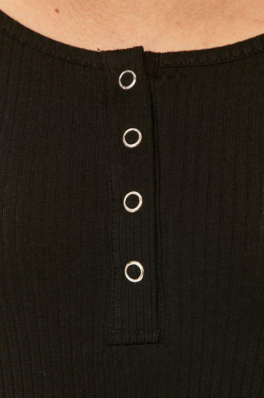 Pieces - Tričko s dlhým rukávom Dámsky