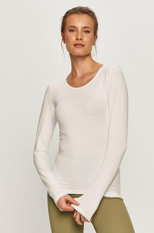 biały Only - Longsleeve Damski