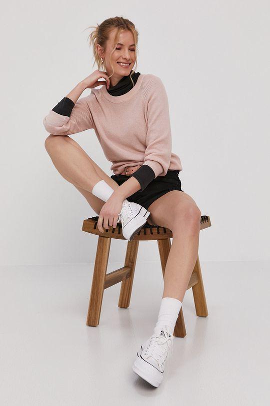 pastelově růžová Vero Moda - Svetr Dámský