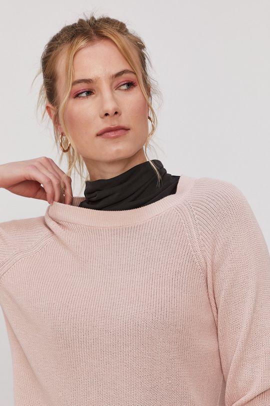 pastelově růžová Vero Moda - Svetr