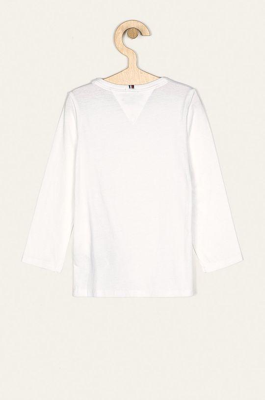 Tommy Hilfiger - Dětské tričko s dlouhým rukávem 74-176 cm bílá