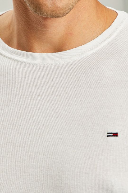 biały Tommy Jeans - Longsleeve