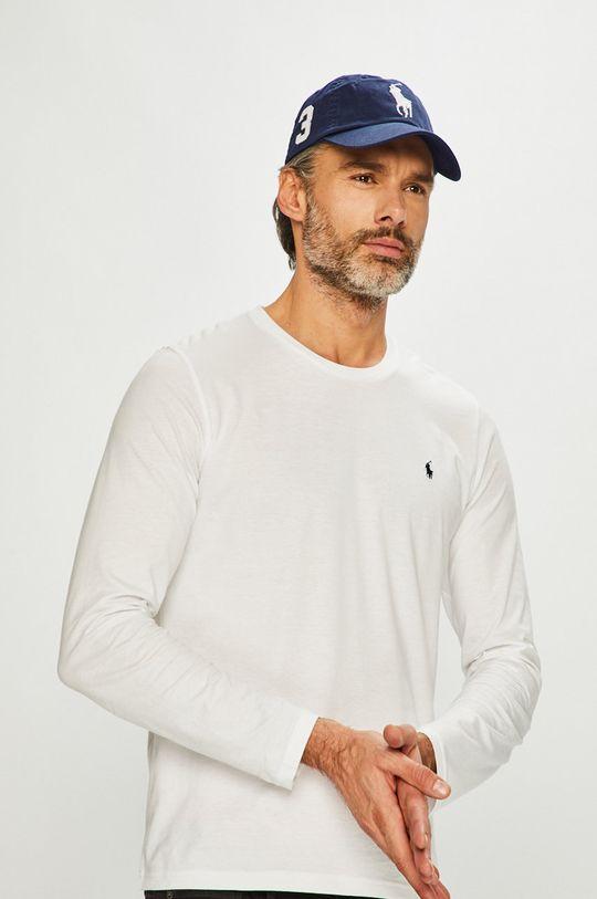 biały Polo Ralph Lauren - Longsleeve