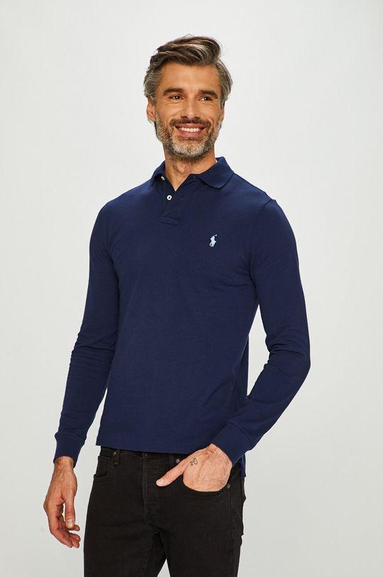 námořnická modř Polo Ralph Lauren - Polo tričko Pánský