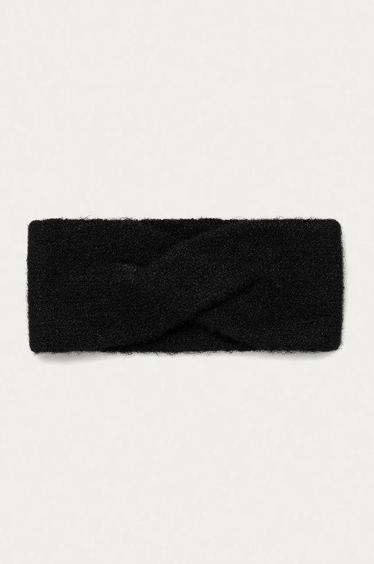 negru Pieces - Bentita De femei