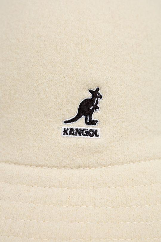 Kangol - Kapelusz wełniany Materiał zasadniczy: 33 % Modakryl, 67 % Wełna, Inne materiały: 100 % Nylon