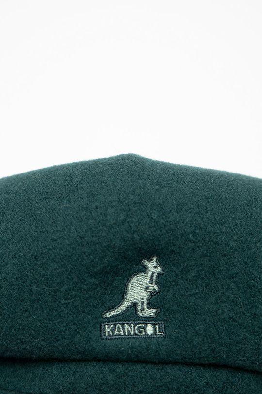 Kangol - Beret wełniany Materiał zasadniczy: 30 % Modakryl, 70 % Wełna, Inne materiały: 100 % Nylon