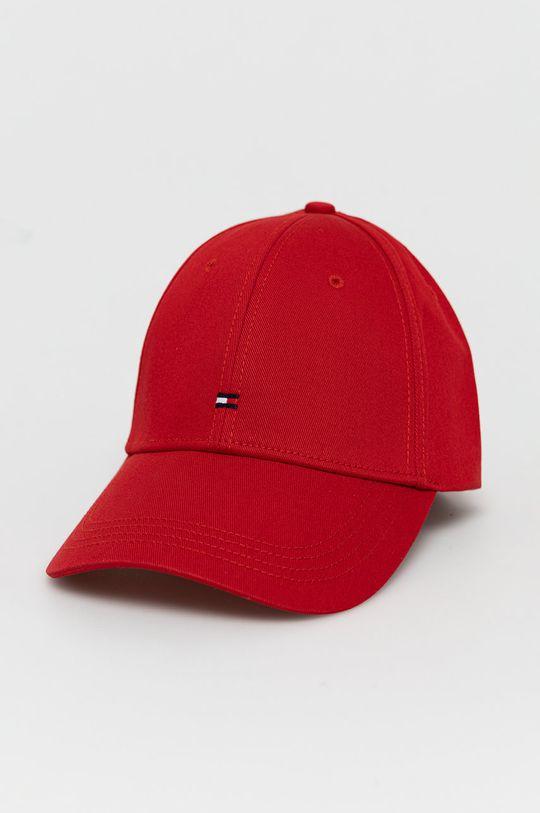 červená Tommy Hilfiger - Čiapka Pánsky