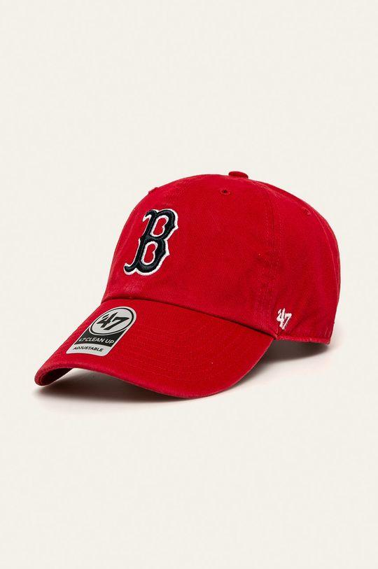 rosu 47brand - Sapca Boston Red Sox De bărbați